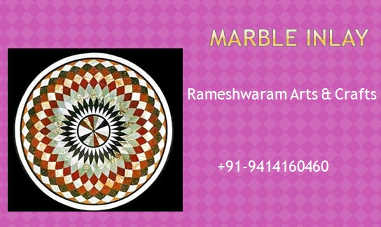 Marble Inlay in India